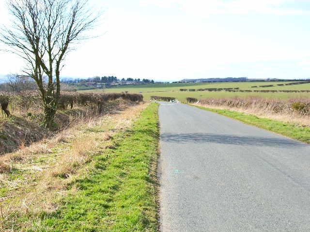 NCN 14, near Haswell Moor Farm