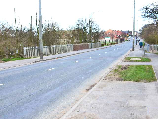 Station Road, Shotton Colliery