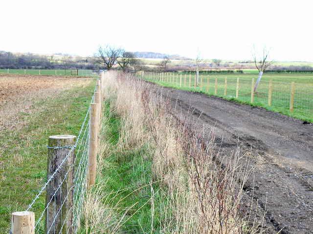 Green Lane to Embleton Farm