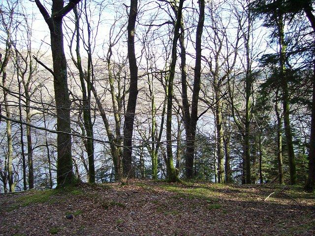 Loch Long, Coilessan.