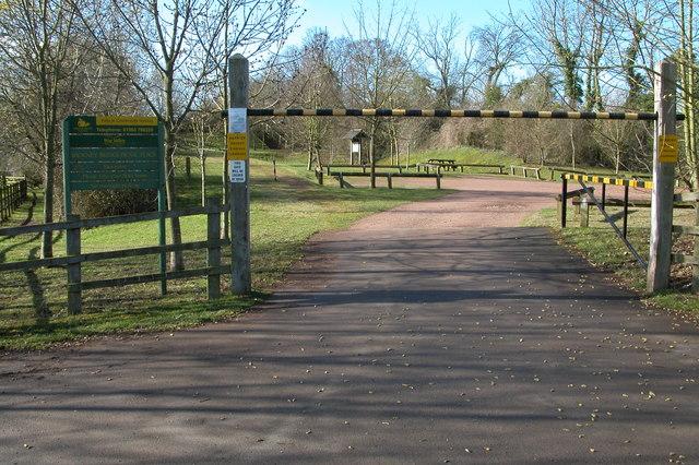 Backney Bridge Picnic Place