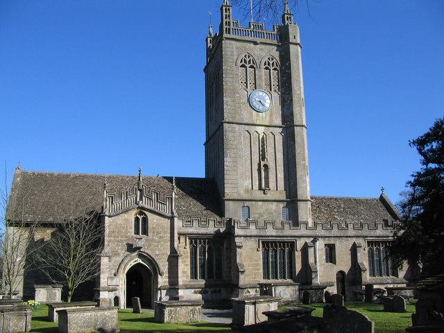 Holy Cross, Sherston
