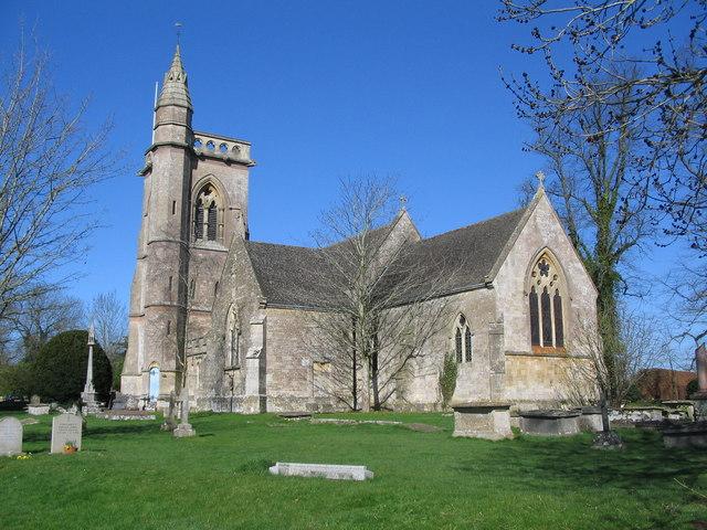 St. John the Baptist, Shipton Moyne