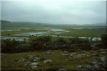 R2898 : Castletown River and the Carran turlough by Mike Simms