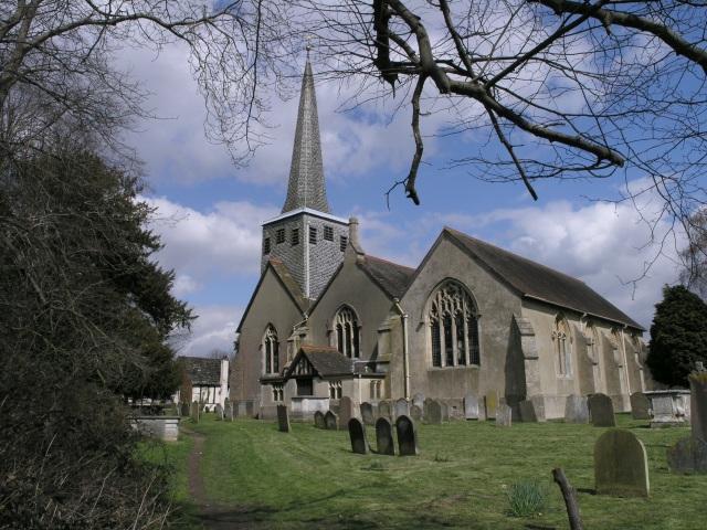St. Bartholomew's, Horley