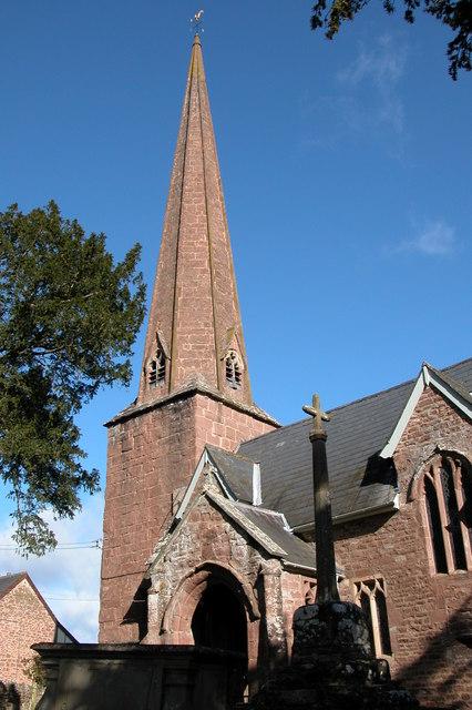 Sellack Church