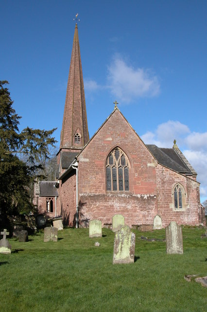 Sellack Church