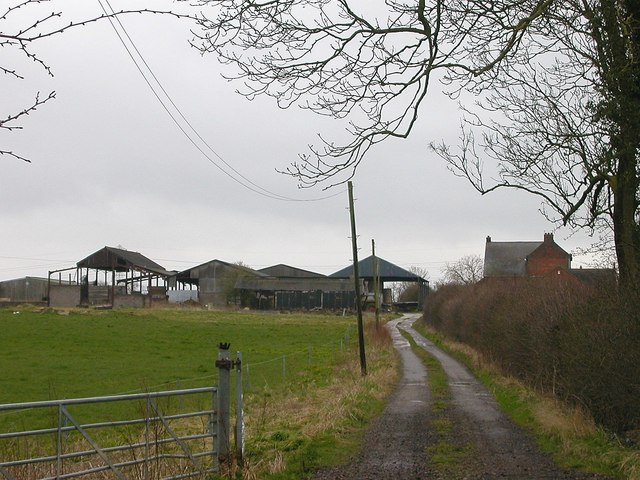 Walcote - Highfield Farm