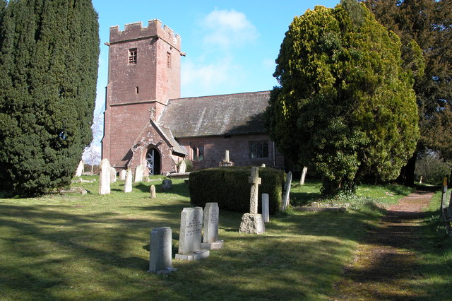 St. David's Church, Little Dewchurch