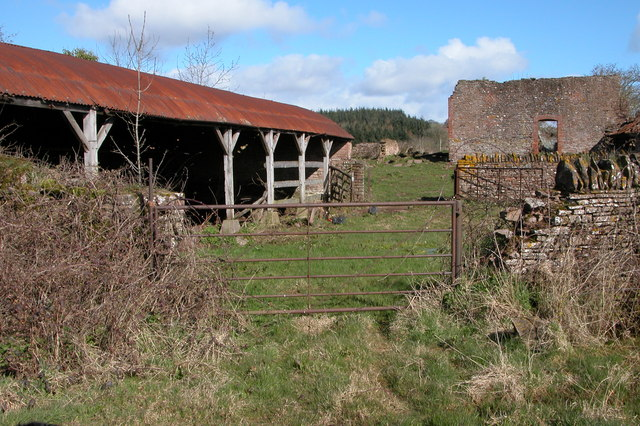 Rowlston's Barn, near Little Dewchurch