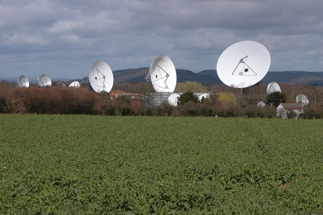 Madley  Satellite Earth Station