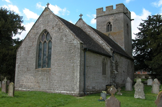 Thruxton Church