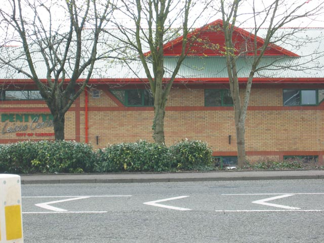 Pentwyn Leisure Centre