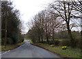 SJ8774 : Whirley Lane near Macclesfield by michael ely