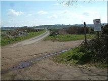 ST9803 : King Down, Dorset by Stuart Buchan