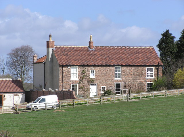 Elly Hill House Farm.
