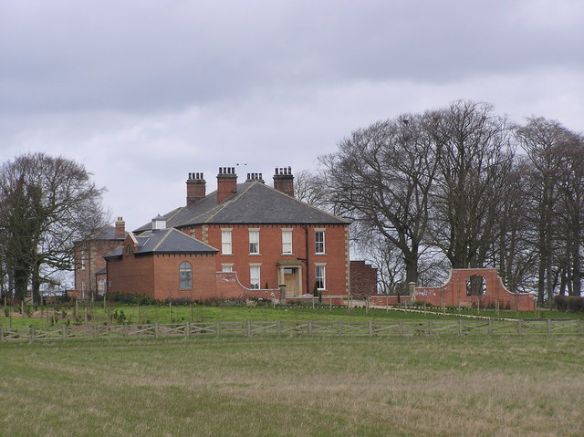 Burdon Hall.