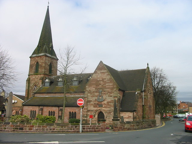 Penkhull Church