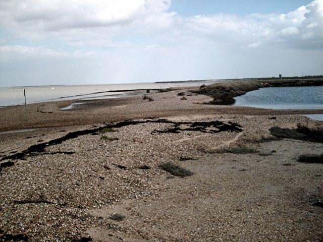 Wallasea Ness - The Beach