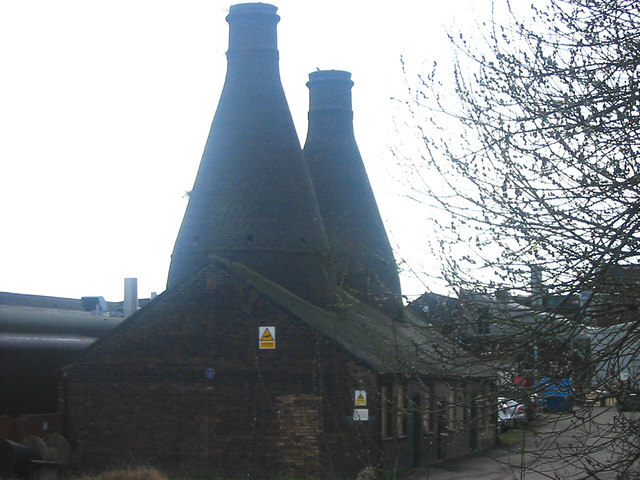 Portmeirion Bottle Ovens