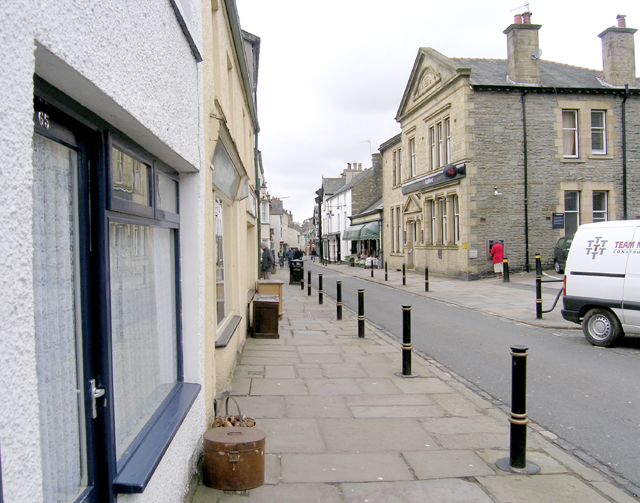 Main Street, Sedbergh.
