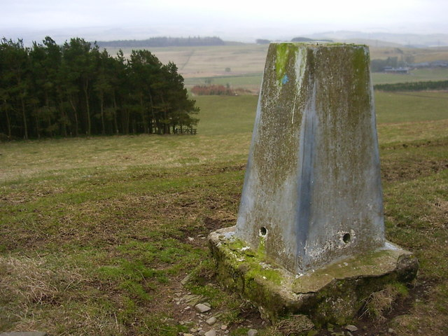 Drinkstone Hill trig