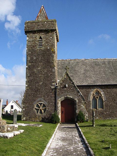 Llansadurnen Church