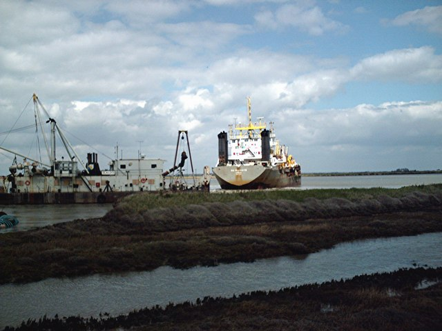 Ringwood Point - Dredger