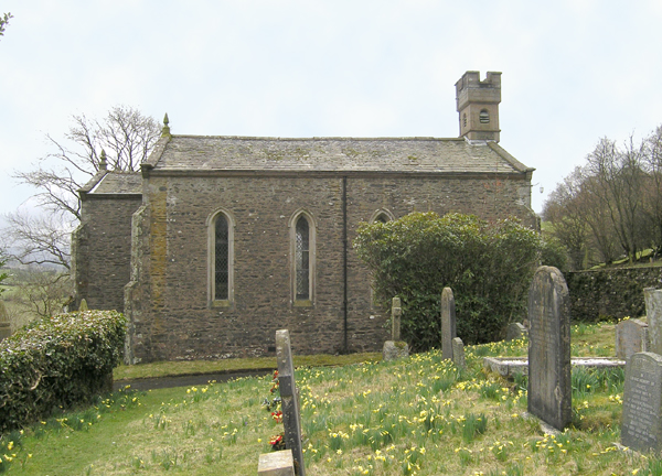 St John the Evangelist Church, Firbank, Cumbria