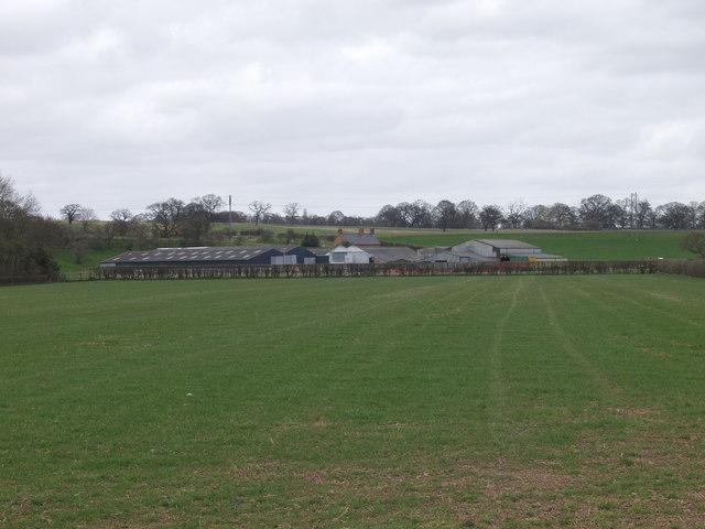 Gerwyn-Fechan farm