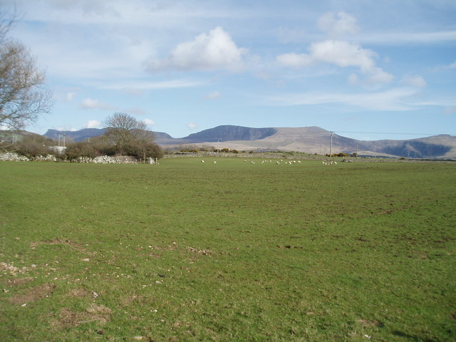 Open Countryside near Penygroes