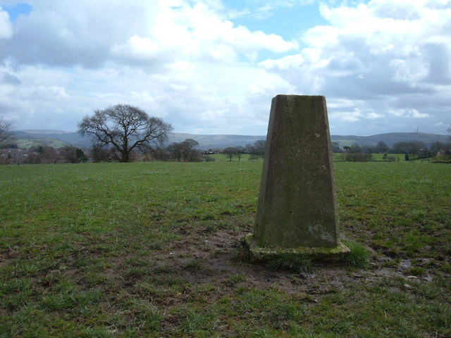 New Farm Trig pillar, 183m