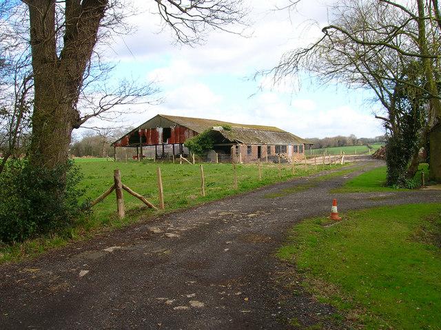 Dick's Barn