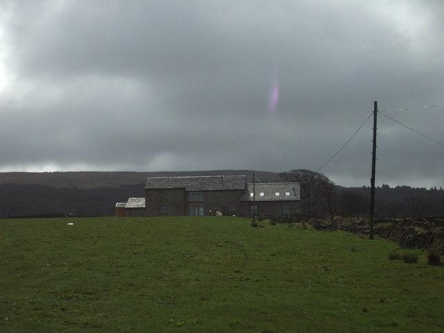 Cliffe Fold Barn and Twist Moor Barn