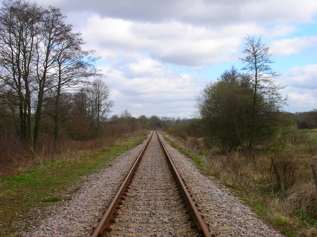 Dingley Dell Terminus, Lavender Line