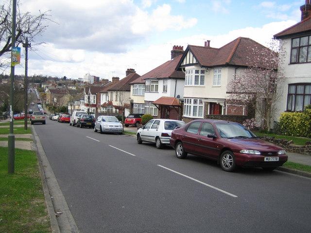 Cockfosters: Margaret Road