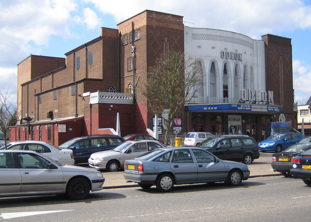 Barnet: The Odeon Cinema