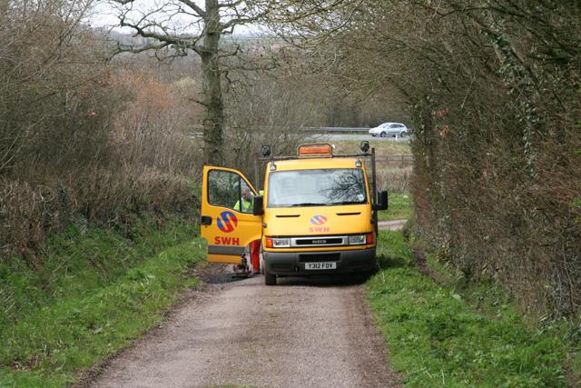 Willand: road closure
