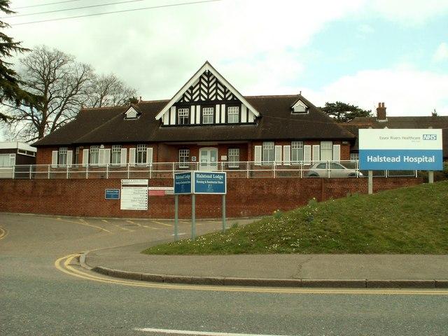 Halstead Hospital, Essex