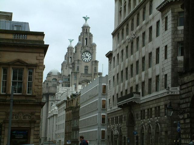 Royal Liver Buildings