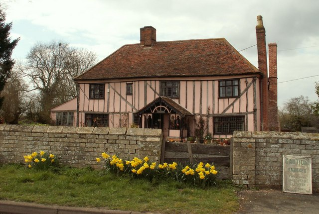 Griggs Farmhouse, Bulmer, Essex