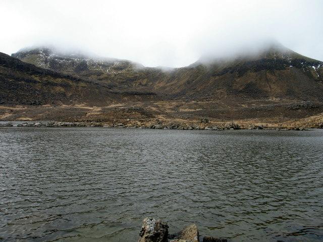 Loch Coire nan Grunnd, Rum