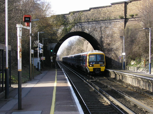 Chelsfield railway station