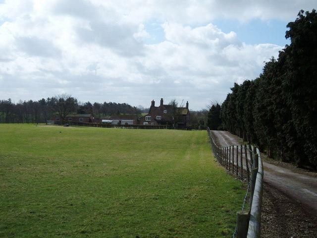 Fallows Hall, Monks Heath