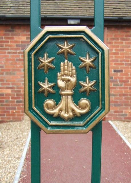 Denbies Coat of Arms