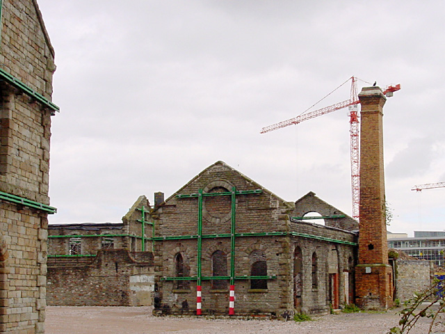 Old Gas Works, Hotwells