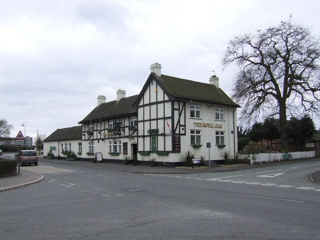 Royal Oak, King's Bromley
