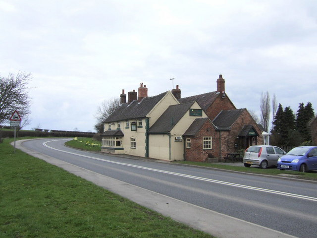 Swan Inn, Draycott in the Clay