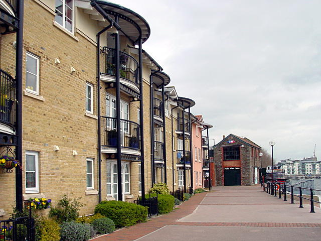 Pooles Wharf Court, Hotwells