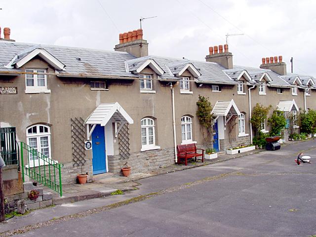 Old Dock Cottages
